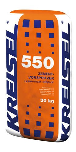 Цементный набрызг ZEMENT VORSPRITZER 550 Kreisel